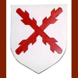 Blason Bâtons de Bourgogne