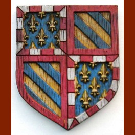Coat of arms of Bourgogne