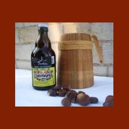Bier mit Kastanien 33 cl