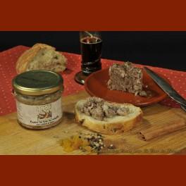 Pastez de foies de volailles aux épices