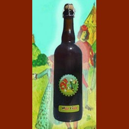 Medieval bier 75 cl