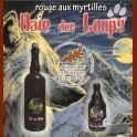 Bière à la myrtille 75 cl