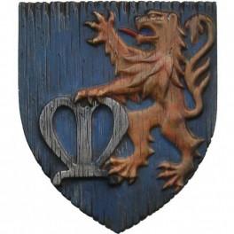 Coat of arms of Meyrueis
