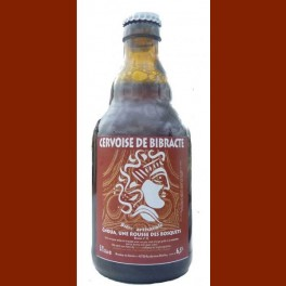 Bier mit Haselnuss 33 cl