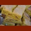 Gâteau au safran