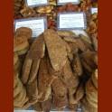 Cake nutmeg, cinnamon and cloves