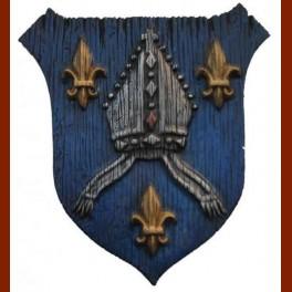 Coat of arms of Saintonge