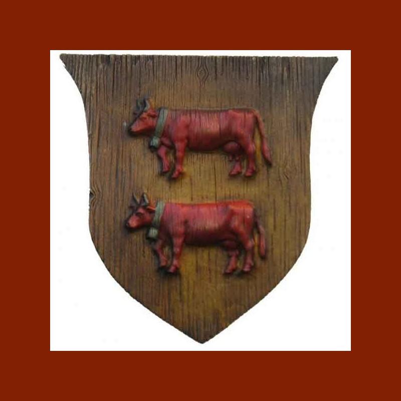 Blason d'Alsace - La Cour des Saveurs