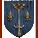 Blason Jeanne d'Arc