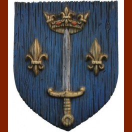Coat of arms of Jeanne d'Arc