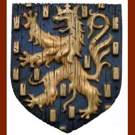 Blason de Franche Comté