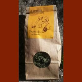 Sachet menthe poivrée 25 g