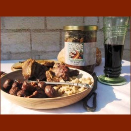 Deer with chestnuts 2250 g